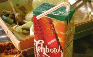 Tehbotol, Indonesia's Famous Brand